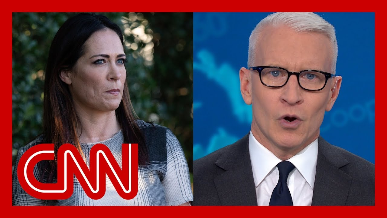 Anderson Cooper responds to press secretary's accusation