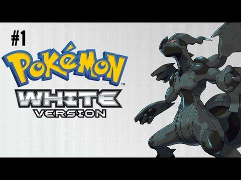 Pokemon White  Playthrough #1