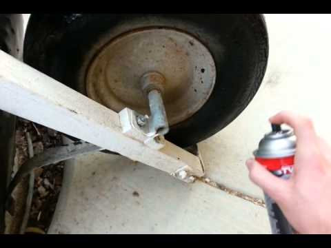 Using Flex Seal To Fix A Tire The Cheapest Way