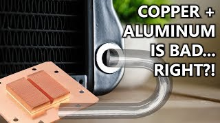 How Do AIOs Get Away with Mixing Copper AND Aluminum?