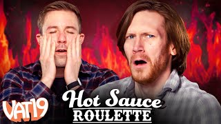 🤬 We Played Hot Sauce Roulette!