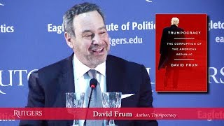 Conversation With David Frum (Trumpocracy author)