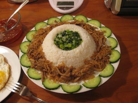 Com Tam Bi-Sandy Meat With Broken Rice