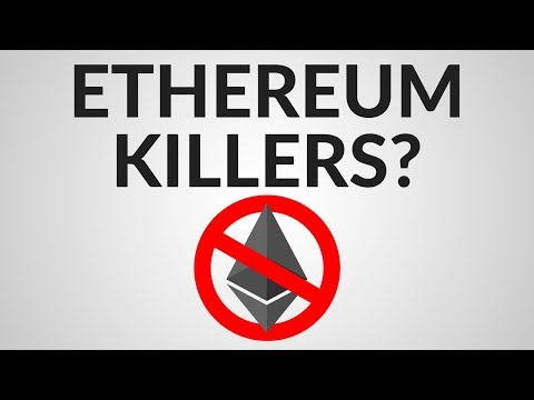 Ethereum Killers? Research on NEO, ADA, EOS, Tezos & DFINITY