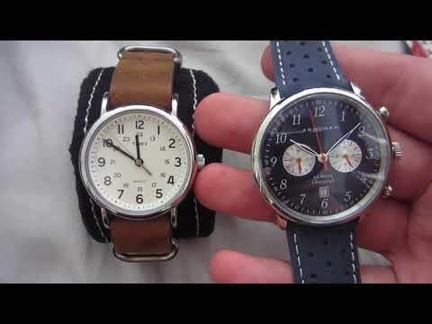 Armogan Watch Review