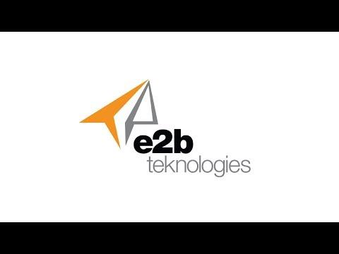 e2b Teknologies Customer Testimonial