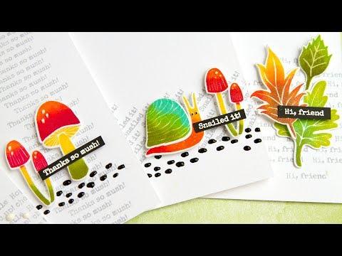 Multi-Color Blended Stamping