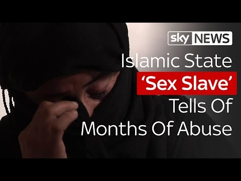 Xxx Mp4 Islamic State 39 Sex Slave 39 Victim Tells Of Months Of Abuse 3gp Sex