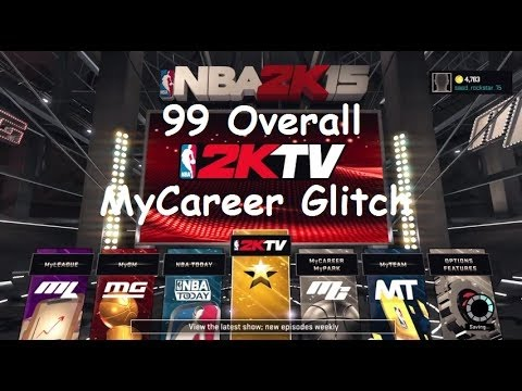 How To Get a 99 Overall Without Spending VC (GLITCH) - NBA 2K