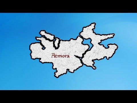 The Elder Scrolls Lore - The Land Of Atmora