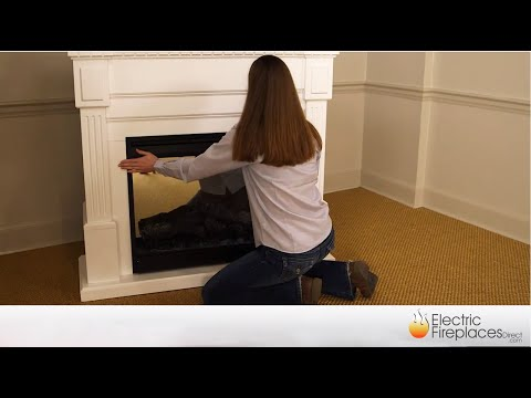 Electric Fireplace Inserts | Mantel Packages | Installation