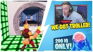 TFUE & CLOAKZY TRY THE ULTIMATE ESCAPE ROOM!