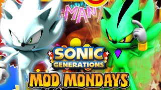 Sonic Generations: Silver the Hedgehog [1080 HD] - PakVim