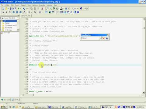 How to Make Email Server in XP part 2- Pankaj Bandawar (Panks's Album)