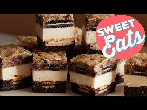Oreo-Stuffed Ice Cream Sandwiches | Food Network