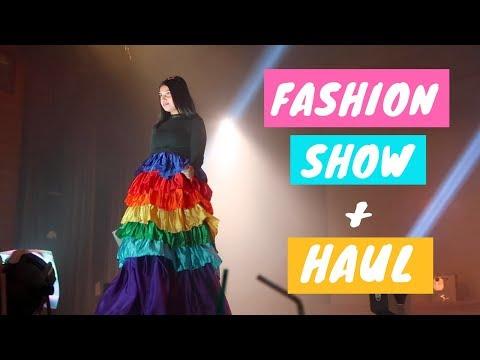 Judging A College Fashion Show + Shein Haul   #DhwanisDiary