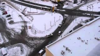 2 Cm Snehu A Kalamita V Praze