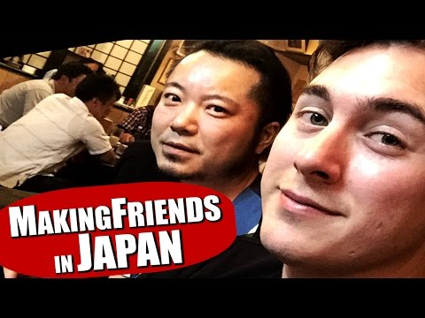 Is it Difficult to Make Friends in Japan?