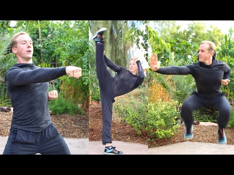 MARTIAL ARTS FITNESS - 2017 WORKOUT