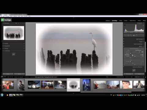 How to Create Film Grain with the Effects Panel - From the Lightroom 4 A to Z Workshop on DVD