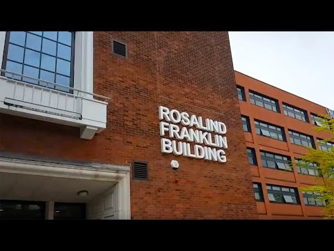 Walking directions: Wolverhampton train station to Rosalind Franklin Building