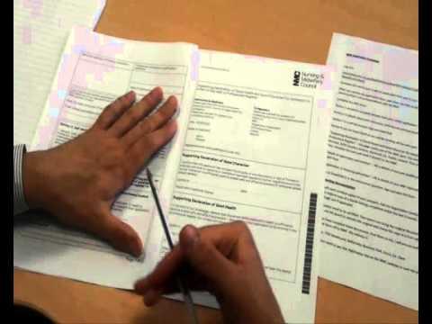 NMC Application Video
