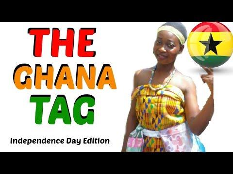 🇬🇭 Ghana Tag |Ghana @ 60 Independence Day Edition | Collab w/ Ghanaian YouTubers