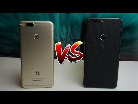 ZTE Blade Zmax vs. Huawei Mate SE | Who Will Win?