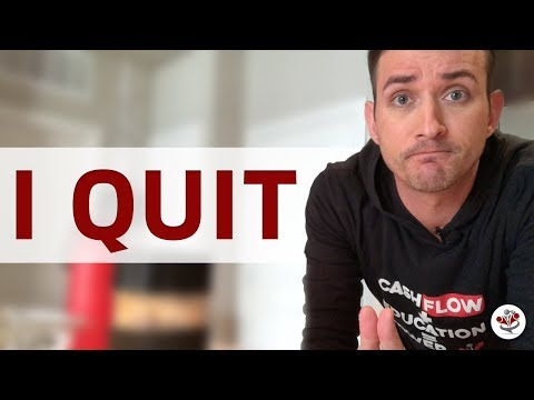 I Quit! (How to Change Your Mindset, Motivation & Thinking for Financial Success & a Better Life)