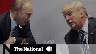 Donald Trump, Robert Mueller, and Russia