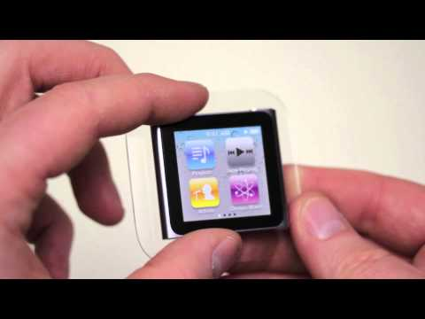 iPod Nano 6th Generation Unboxing & Overview