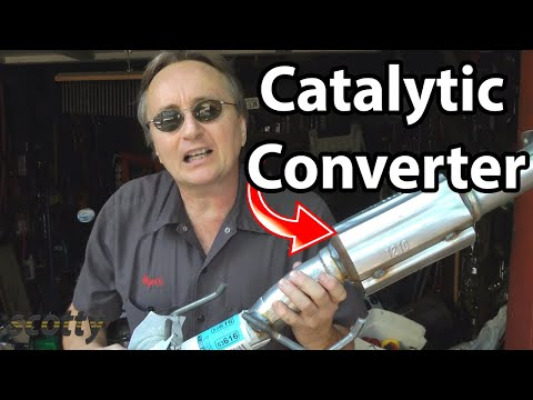 How to Replace a Catalytic Converter in Your Car (Code P0420)