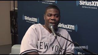 """Tracy Morgan on Martin Lawrence """"He let me eat at his table"""" // SiriusXM // Raw Dog"""