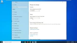 How to Change Screen Timeout Setting in Windows 10 [Tutorial]