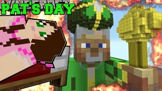 Minecraft: BURNING ST. PATRICK