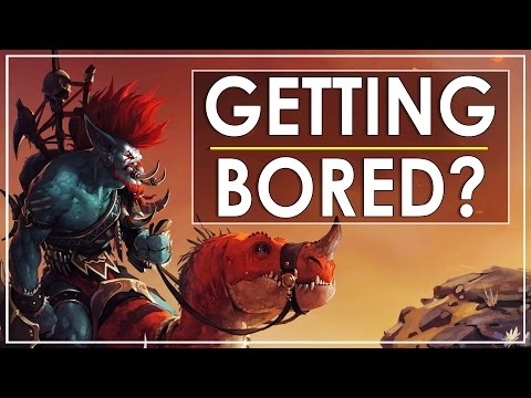 Are You Bored of Legion? Here Is How I Recapture The Fun in WoW