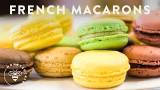 Download Master the French Macaron Easy Recipe | HONEYSUCKLE Video