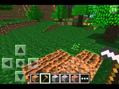 How to get wheat seeds in mcpe