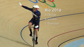 Engineering cycling gold - Summer Science Exhibition 2017