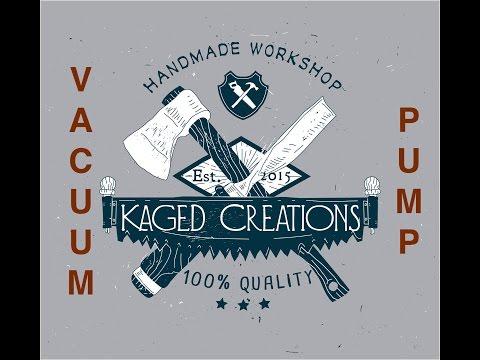 Shop Tools: Cleaning up my ADI Dia- Vac vacuum pump