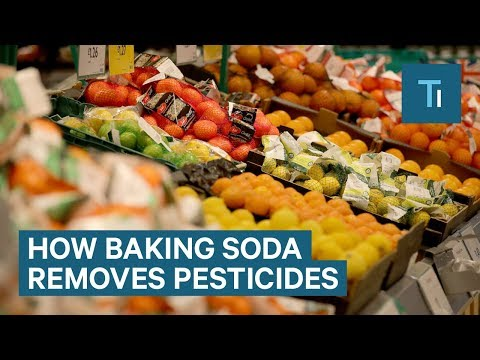 How To Actually Remove Pesticides From Your Fruit