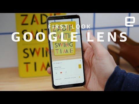 Google Lens Hands-On