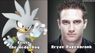Team Sonic Racing Characters Voice Actors