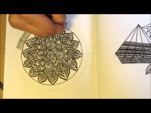 How I doodle - speedart