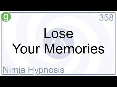 Hypnosis - Lose Your Memories