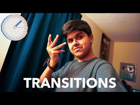 TRANSITIONS KE TOTKAY  - EkMinuteYar