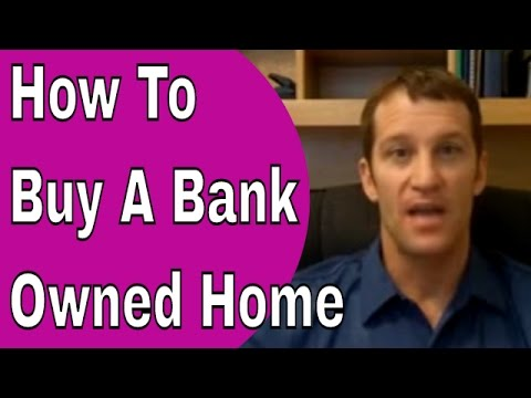 Bank Owned Homes - Understanding The Process Of Buying A Bank Owned Home