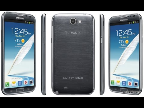 Blocked Blacklisted T-Mobile Samsung Galaxy Note 2 SGH-T889 Fixed! (IMEI Repair)