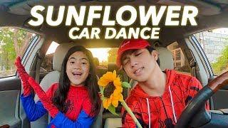 Download ″SUNFLOWER″ CAR DANCE | Ranz and Niana Video