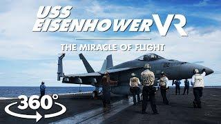 USS Eisenhower VR